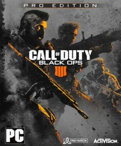Call of Duty: Black Ops 4 (Pro Edition)