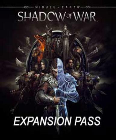 Middle-earthu2122: Shadow of Waru2122 Expansion Pass DLC