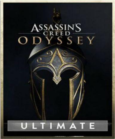 Assassinu2019s Creed: Odyssey (Ultimate Edition)