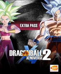 Dragon Ball: Xenoverse 2 - Extra Pass (DLC)