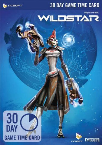 WildStar 30 day Timecard
