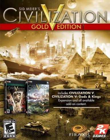 Civilization 5 (Gold Edition)