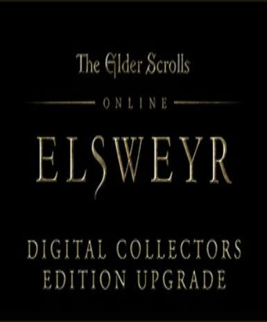 The Elder Scrolls Online: Elsweyr (Digital Collector's Upgrade Edition)