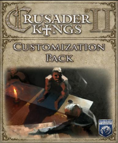 Crusader Kings II - Customization Pack (DLC)