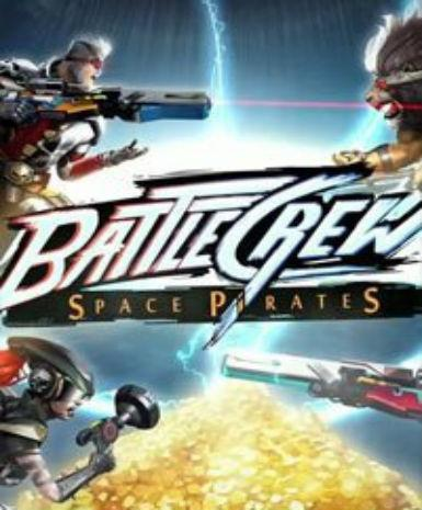 BATTLECREWu2122 Space Pirates