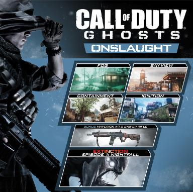 Call of Duty: Ghost - Onslaught (DLC)
