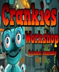 Crankies Workshop: Grizzbot Assembly