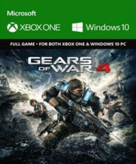 Gears of War 4 (Multiformat - Xbox One & Windows 10)