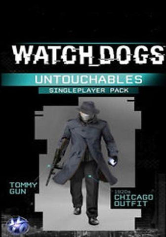 Watch_Dogs - The Untouchables Pack (DLC)