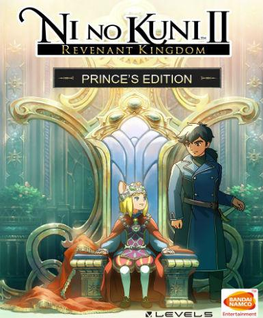 Ni No Kuni II (The Prince's Edition)