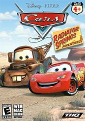 Disney Pixar Cars: Radiator Springs Adventures