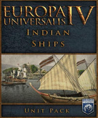 Europa Universalis IV - Indian Ships Unit Pack (DLC)