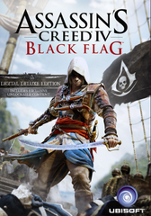 Assassins Creed IV: Black Flag (Deluxe Edition)