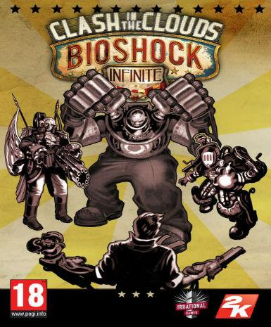 Bioshock Infinite: Clash in the Clouds (MAC) DLC