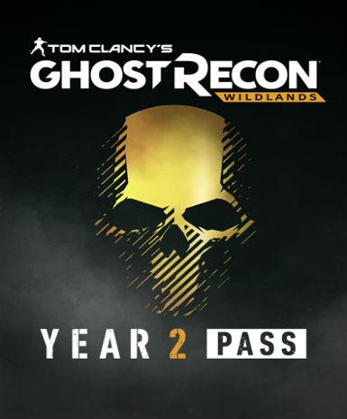 Tom Clancy's Ghost Recon: Wildlands - Season Pass Year 2