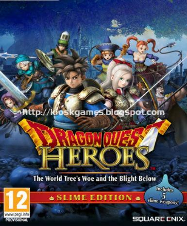 Dragon Quest Heroes (Slime Edition)