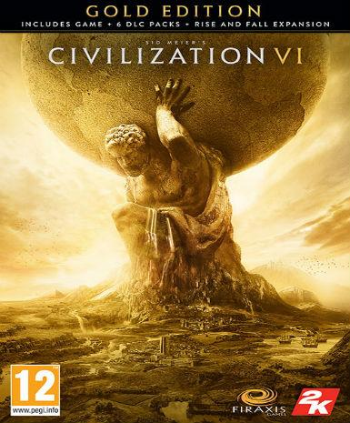 Civilization 6 (Gold Edition)