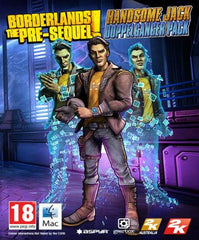 Borderlands: The Pre-Sequel - Handsome Jack Pack (MAC) DLC