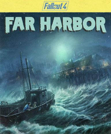Fallout 4 Far Harbor (DLC)