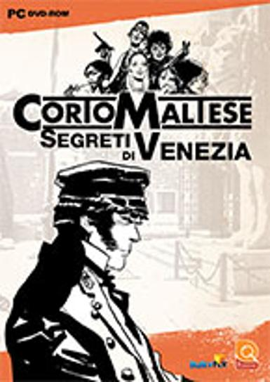 Corto Maltese and the Secret of Venice
