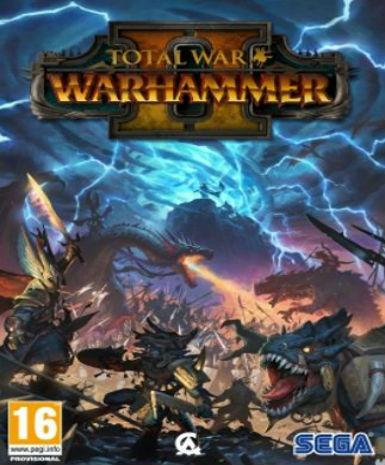 Total War: Warhammer II Steam Key (EU)