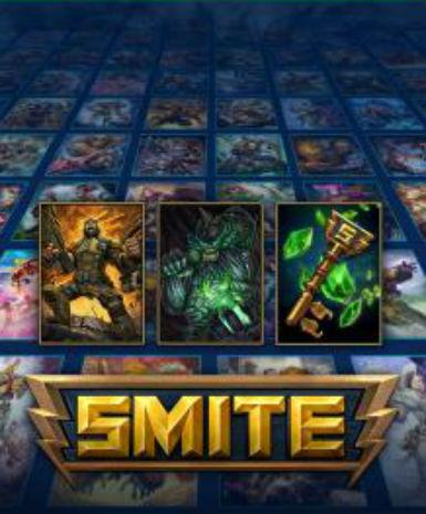Smite Founder's Pack