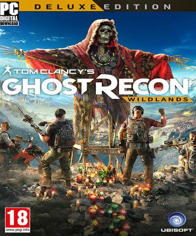 Tom Clancy's Ghost Recon: Wildlands (Deluxe Edition)