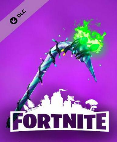 Fortnite: Minty Pickaxe Skin
