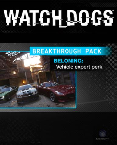 Watch_Dogs - The Breakthrough Pack (DLC)