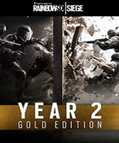 Tom Clancy's Rainbow Six: Siege (Gold Edition Year 2)