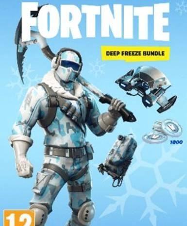 Fortnite Deep Freeze Bundle (DLC)