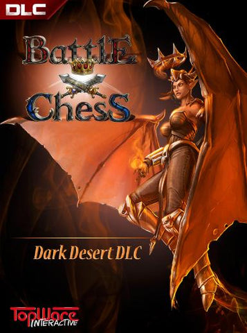 Battle vs Chess - Dark Desert DLC