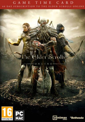 The Elder Scrolls Online 60 Day Card