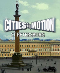 Cities in Motion - St. Petersburg (DLC)
