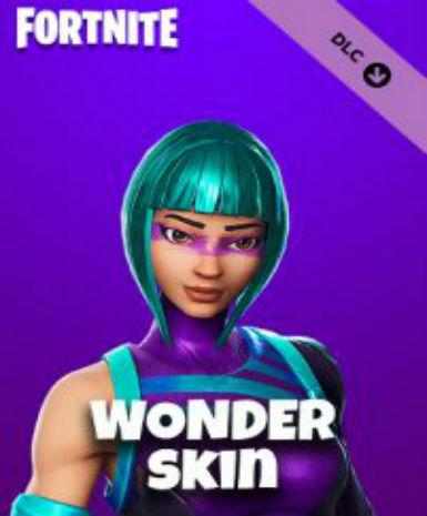 Fortnite: Wonder Skin