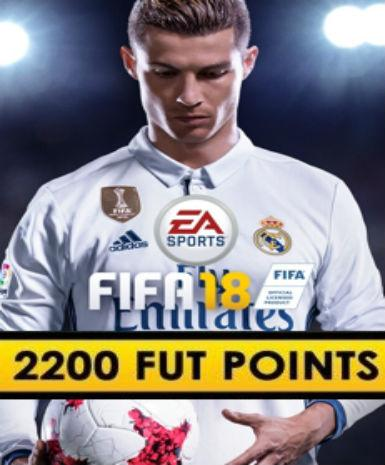 Fifa 18 - 2200 FUT Points