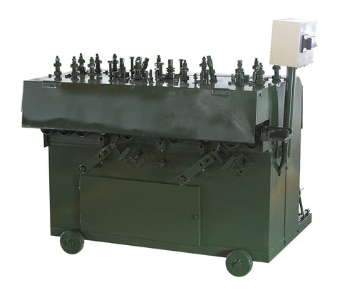 STICK MAKING MACHINE (7 ROLLERS, 4 CUTTERS) 拉丝机(4刀7轮)