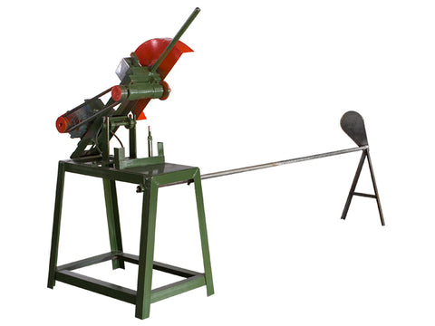 BAMBOO POLE CROSS CUTTING MACHINE 锯竹机
