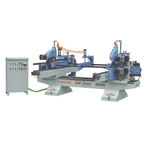 TGC-16 double-end milling machine