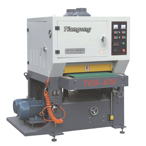 TGC-15 HEAVY DUTY THICKNESS FIXED SANDING MACHINE 重型定厚砂光机