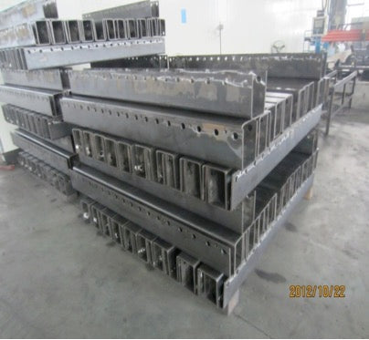 MOLD FOR COLD PRESS