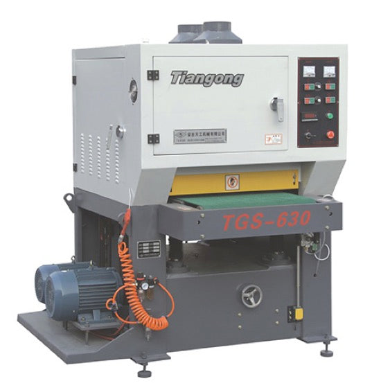 TGC-17 PRECISE THICKNESS FIXED SANDING MACHINE 精密型定厚砂光机