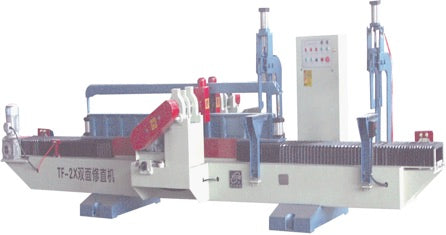 LENGTH PLANING MACHINE 竹板材双面 修直机