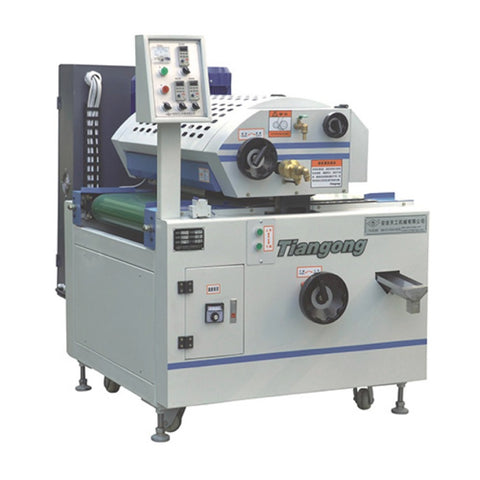 TCG-19 SINGLE ROLLER PRIMER COATING MACHINE   单棍底漆涂布机