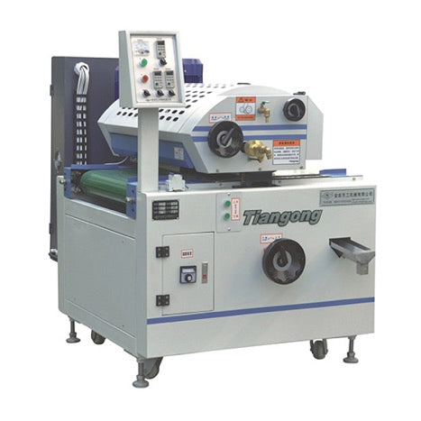 TGC-14 single roller top coating machine