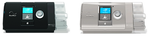 ResMed AirSense 10 and AirCurve Series CPAP