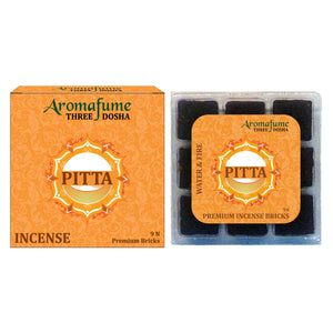 Pitta Dosha Incense Bricks