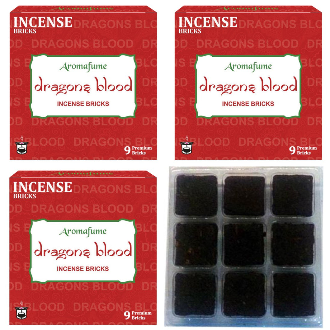 Dragons Blood Incense Bricks