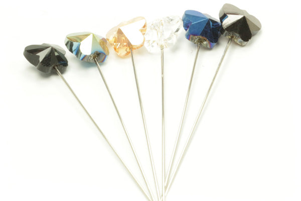 Butterfly Long Hijab Pins