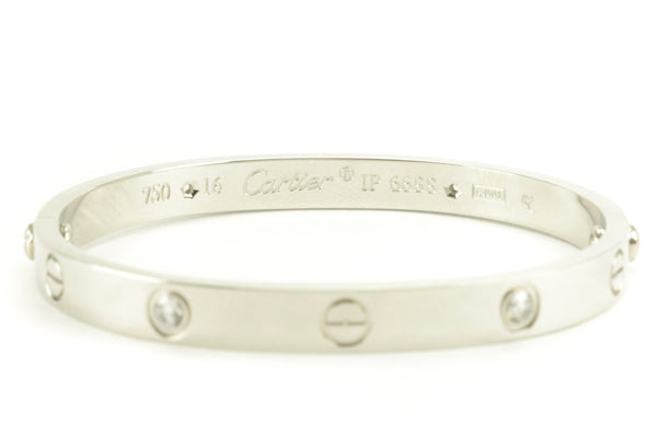 Cartier Forever Romance Design Bracelet (with screwdriver)